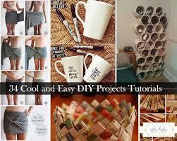 Diy Interior Design 34 Insanely Cool And Easy Diy Project Tutorials Amazing Diy