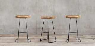 Metal Bar Stools With Wood Seat Wood Metal U0026 Woven Chair Collections Rh