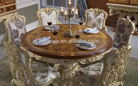 luxury round dining table bisini luxury wooden round dining table luxury baroque style dining