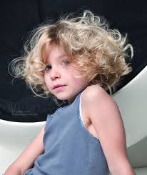 haircut for little girls with natural curls
