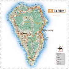 Double Map Canary Islands Maps Cicar