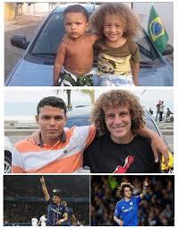 David Luiz Meme - best friends david thiago and david luiz weknowmemes