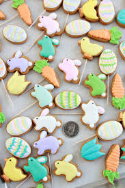 easter cookies 17 easy easter cookies best recipes for decorating easter