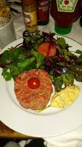 cuisine nord sud steak tartare picture of le nord sud tripadvisor