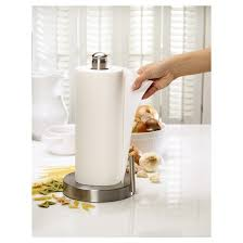 Kamenstein Perfect Tear Stainless Steel Paper Towel Holder  Target - Paper towel dispenser for home bathroom 2