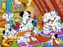 101 dalmatians movie book