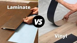 is vinyl flooring better than laminate vinyl vs laminate flooring an in depth comparison