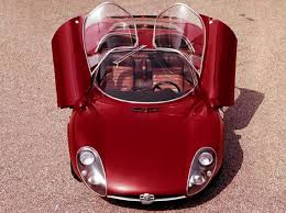 Revisiting The 1967 Alfa Romeo Tipo 33 U0027stradale U0027