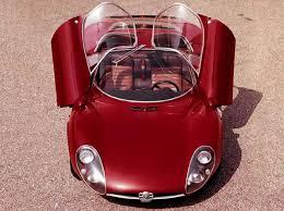 Revisiting The 1967 Alfa Romeo Tipo 33 U0027stradale U0027