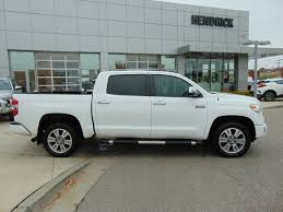 toyota tundra rack used 2016 toyota tundra 4wd truck for sale raleigh nc cary