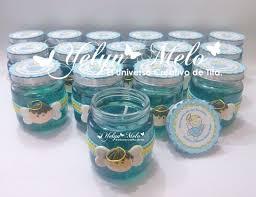 Recuerdos De Bautizado Con Frascos De Gerber   frascos de gerber bautizo pinterest manualidades con frascos