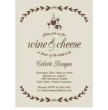 wine bridal shower invitations and stock the bar invitations