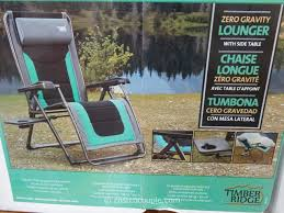 timber ridge zero gravity chair with side table nifty timber ridge zero gravity chair with side table f93 about