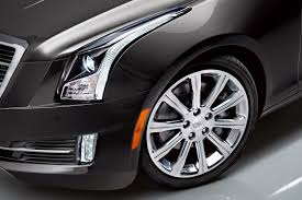 cadillac ats headlights 2015 cadillac ats sedan coupe wreathless crest