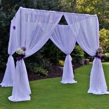 chuppah for sale wedding decorations up to 90 at tradesy
