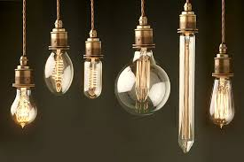 how to decorate using led edison bulbs