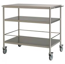 incredible modern ikea kitchen cart with iron frames design