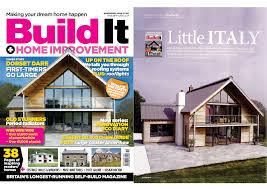 design build magazine uk articles in self build magazines tony holt design