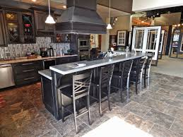 custom concrete kitchen design concrete creations nwa