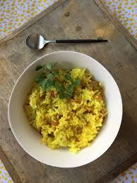 cuisine indienne riz c est moi qui l ai fait riz basmati citron coriandre et curcuma