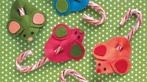 candy cane mice u0026 video martha stewart