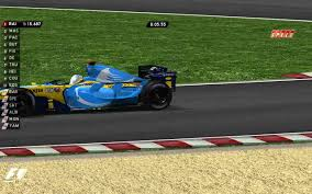 renault f1 alonso fernando alonso renault r26 nevers magny cours 2006 qualifying