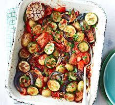 Vegitarian Dinner Party Vegetarian Casserole Recipe Bbc Good Food