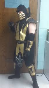 Scorpion Costume Finished Version Of My Scorpion Costume By Theonetruesircharles On