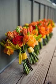 wedding flowers edmonton best 25 orange wedding flower photos ideas on orange