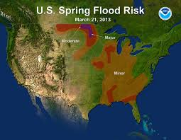 Alaska Weather Map by Noaa Predicts Mixed Bag Of Drought Flooding And Warm Weather For