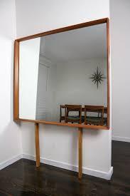mid century mirror amazing mid century modern floor mirror pics design ideas tikspor