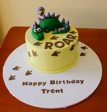 happy birthday jeep cake rawr a dinosaur birthday cake mi cake la