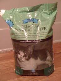 love your cats but the litter box yay trader joes pine