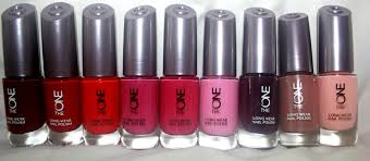 oriflame the one long wear nail polish review makeup review