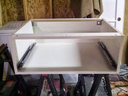 how to install a kitchen cabinet how to extend tall akurum cabinet base unit for floor to ceiling