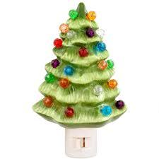 nostalgic christmas tree night light bronner u0027s christmas wonderland