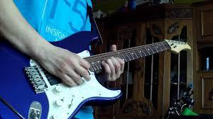 Faith Hill When The Lights Go Down Faith Hill When The Lights Go Down Dann Huff Guitar Solo Cover