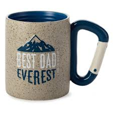 best dad everest mug life is good dads