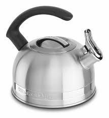 kitchenaid 2 0 quart kettle with c handle and trim band