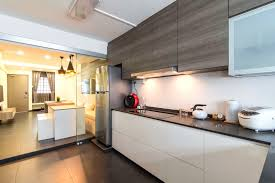 best and most appealing hdb kitchen design singapore exceptional