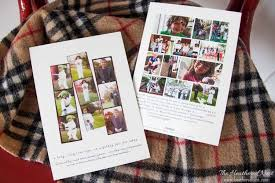 personalized christmas cards a house of cards 10 years of personalized christmas cards