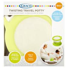 travel potty images Graco twisting travel potty 18m jpeg