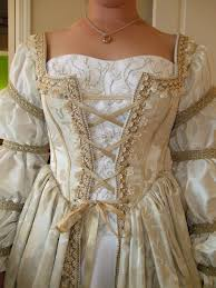 renaissance wedding dresses the funky seamstress s renaissance wedding dress