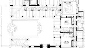 u shaped home plans with courtyard luxamcc org