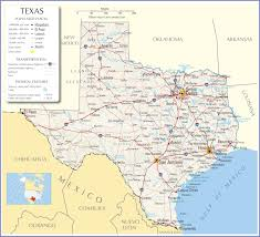 Map Of Tennessee Cities Texas Map Texas State Map Texas State Road Map Map Of Texas