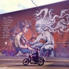 herakut mural toronto susan drysdale herakut mural toronto