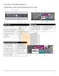 Dell Diagnostic Lights Pdf Manual For Dell Desktop Optiplex 760
