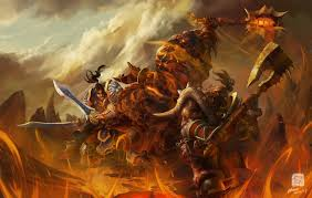 world of warcraft halloween background world of warcraft warrior wallpaper group 0