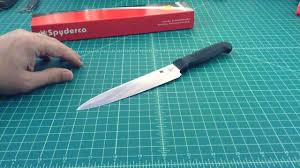 spyderco sharpmaker kitchen knives new spyderco kitchen knife thesmokinape