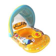 siege enfant gonflable bouée gonflable bébé enfant siège parasol voiture bateau piscine